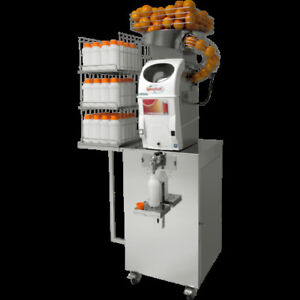 2016 Machine jus d'orange Oranfresh Hr Supermarket Vaut 11 500$