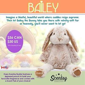 Scentsy Easter Buddies