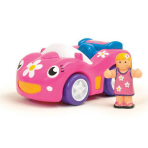 Wow Dynamite Daisy - Racing Car (2 piece set)