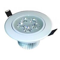 7W LED CEILING LIGHTS - RECESSED DOWNLIGHT