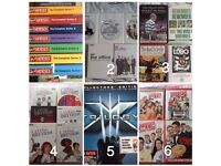 CHARITY SALE OF DVD SETS