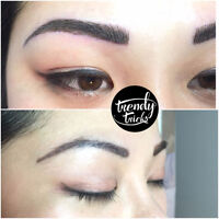 // 1 SPOT LEFT!! // 3D Microblading Feathering Eyebrows