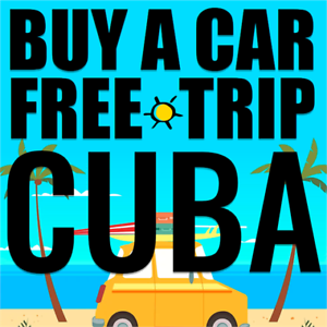 Free 7 Day All Inclusive Vacation with purchase of a Vehicle