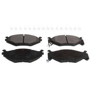 Front Brake Pads set  522 Fits: Chrysler Town & Country DodgeGr