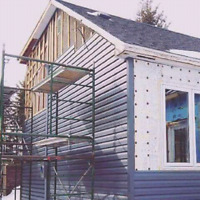 Get your siding done today call for Reliable siding