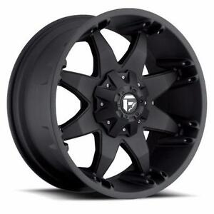 "17""18""20""FUEL OCTANE WHEELS ON WINTER SPECIAL STARTING @ $976.00/SET"