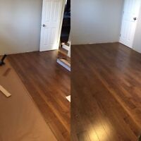 Hardwood Floor Installation Done Right and at a Resonable Price