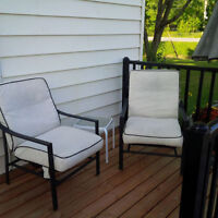 Beautiful Bistro porch set - great for a patio, porch or balcany