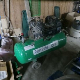 Air mate compressor Status 400100 HP3 MOD3N00100