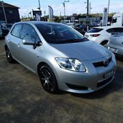 2008 Toyota Corolla ZRE152R Ascent Silver 4 Speed Automatic Hatchback Croydon Burwood Area Preview