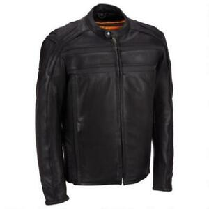 Milwaukee Leather Jacket. Brand New with Tags