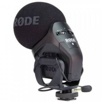 Rode Stereo Video MicPro