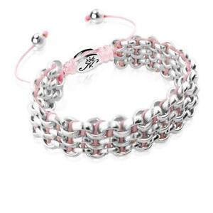 50% OFF All Jewellery - Silver Kismet Links | StrawberryBracelet