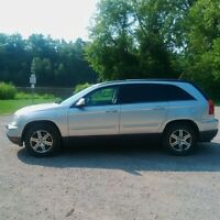 Chrysler Pacifica 2007 6 cylinder 4L Touring