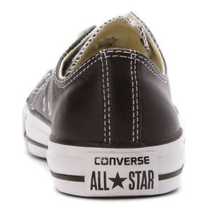 Chuck Taylor All Star Leather shoes size 10 London Ontario image 2