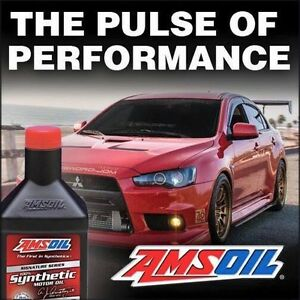 Amsoil Synthetic Oil for great prices