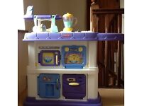 Fisher Price Cooker