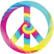 Peace Sign Car Magnet
