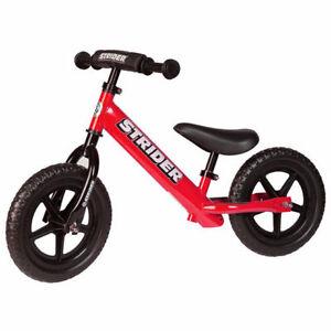 Strider  Balance Bikes - NEW in Box on Sale !!!