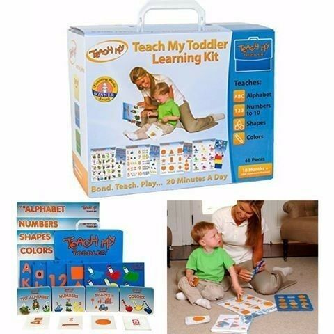 BNIB: Teach My Toddler Learning Kit