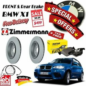 SPECIAL OFFER FOR Brake Set Package- BMW- X1