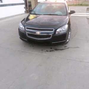 Chevrolet Malibu black colour(low kms)