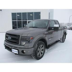 2014 Ford F-150 FX4 Supercab 4x4