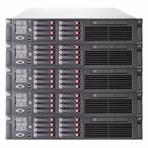 DELL / IBM / HP / INTEL / AMD Super Server x64 Virtualization VM