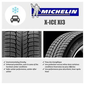 MICHELIN X-ICE WINTER TIRES ON SALE NOW AT WHEELS FOR LESS!!!