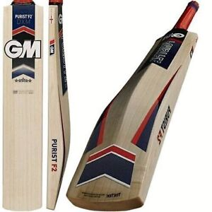 Cricket Bat - GM PURIST F2 DXM 606
