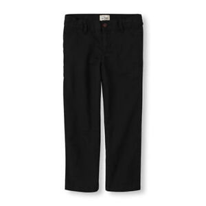 Almost NEW black chinos (The Children's Place)