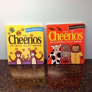 Cheerio play books