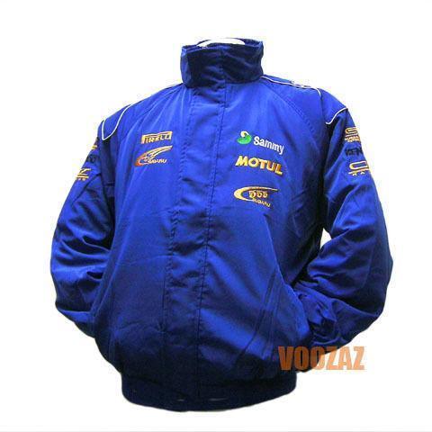Subaru Jacket Ebay