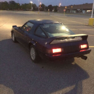 RX-7 1983 Priced to sell