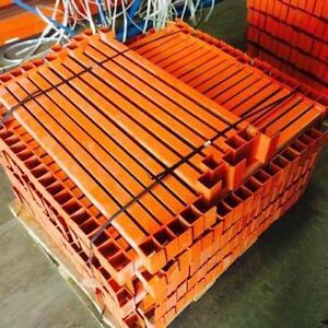 Barre de sécurité pour étagère - Racking safety bar