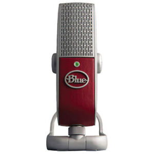 Blue Microphones Raspberry Mobile USB Condenser Microphone New