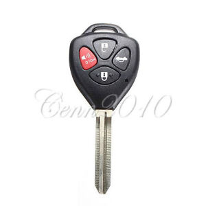 Brand New Remote Keyless Shell Case For Corolla,Yaris,Camry..