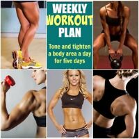 Customized Workout Plan