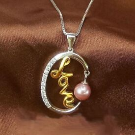 Custom sterling silver necklaces