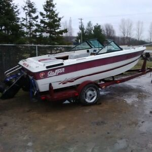 This Wknd Only, 1986 16ft Bowrider Only $1995