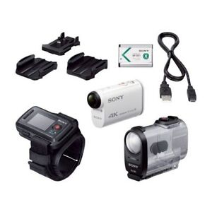 Sony Action Cam FDR-X1000VR 4K Flash Memory Camcorder