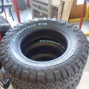 bf goodrich all terrain t/a ko2 lt275/70r18