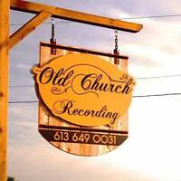 GUITAR, UKULELE, DRUMS, BASS LESSONS @ OLD CHURCH RECORDING