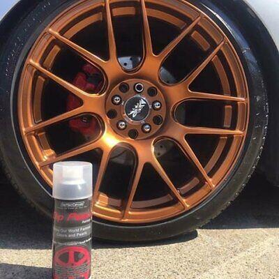 Dyc Performix Plasti Dip Pearl Single X 1 Burnt Copper Alloy Aerosol Spray Can