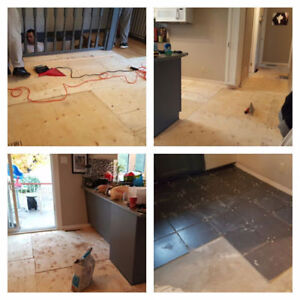☆ Floor Installation starting at 0,80$ SQ ☆ West Island Greater Montréal image 5