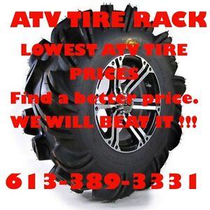 Outlaw Tire 27x9.50x12  High Lifter - ATV TIRE RACK Kingston Kingston Area image 1
