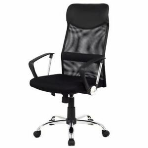 Ergonomic Office High Back Mesh Chair/Comfortable Computer Chair