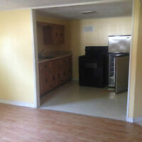 One bedroom apartment for upper year female student.