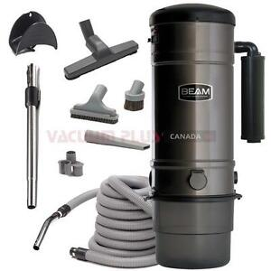 brand new Beam central vacuum system for $500!