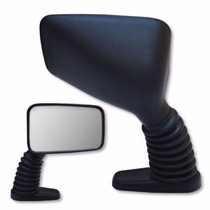 KEN SEAN 930020 ZR BLACK RIGHT HAND FAIRING MIRROR